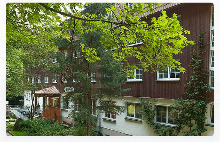 Waldhotel Am Ilsenstein (Ilsenburg/Harz)