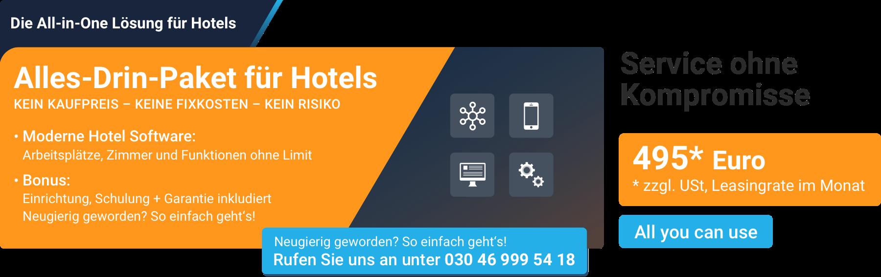 Digital hotel
