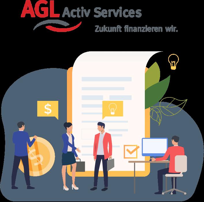 Financing through the AGL